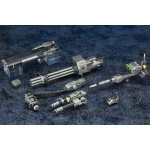 HMM ZOIDS Customize Parts Beam Gatling Set Plastic Model 1/72 Kotobukiya