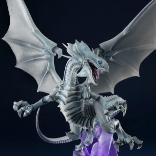 ART WORKS MONSTERS Yu-Gi-Oh Duel Monsters Blue Eyes White Dragon MegaHouse Limited (Resale)