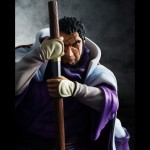 One Piece Portrait of Pirates Sailing again Fujitora Isshou Megahouse (Resale)