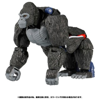 Transformers Kingdom KD 01 Optimus Primal Takara Tomy