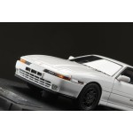 Toyota Supra 3.0GT Turbo A White 1/43 Hobby Japan