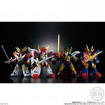 Brave Retsuden COLLECTION Pack of 4 Bandai