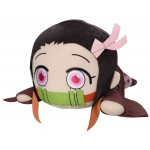 Demon Slayer Kimetsu no Yaiba Extra Large Nesoberi Plush Nezuko Kamado SEGA