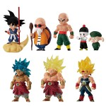 Dragon Ball Adverge 14 Set Bandai