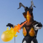 S.H. Figuarts Ultraman Zetton Trillion Degree Fireball Ver. Bandai Limited