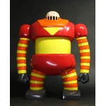 GRAND SOFVI BIGSIZE MODEL Bossborot New Mazinger Color Edition Soft Vinyl Figure EVOLUTION TOY