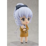 Nendoroid Full Metal Panic! Invisible Victory Teletha Testarossa Fine Clover