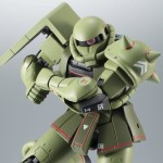ROBOT Spirits (SIDE MS) MS-06 Mass produced Zaku ver. A.N.I.M.E. (Real Marking) TAMASHII NATIONS TOKYO 2020 Bandai Limited