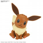 Pokemon Plamo Collection Quick!! 04 Eevee Plastic Model BANDAI SPIRITS