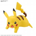 Pokemon Plamo Collection Quick!! 03 Pikachu Plastic Model BANDAI SPIRITS