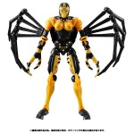 Transformers Kingdom KD 05 Black Arachina Takara Tomy