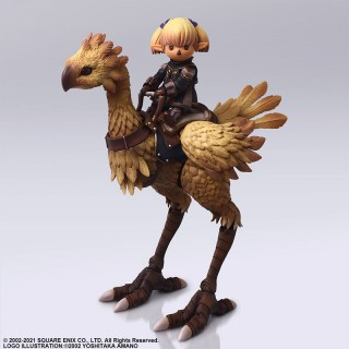 Final Fantasy XI BRING ARTS Shantotto and Chocobo s Square Enix
