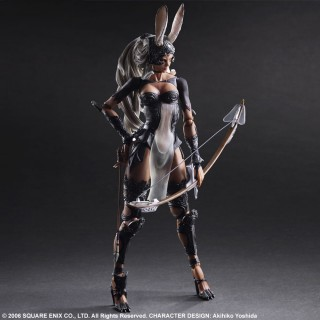 Final Fantasy XII Play Arts Kai Fran Square Enix
