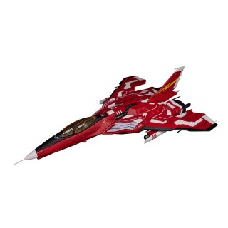 Raiden V Directors Cut FT 00004A Azuma 1/100 Plastic Model Plum