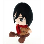 Attack on Titan Munyu Plush S Mikasa KThingS