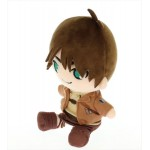 Attack on Titan Munyu Plush S Eren KThingS