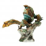 Capcom Monster Hunter Figure Builder Creators Model Thunder Wolf Wyvern Zinogre Rerelease Edition Capcom