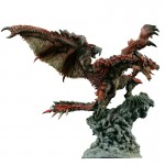 Capcom Monster Hunter Figure Builder Creators Model Fire Wyvern Rathalos Rerelease Edition Capcom