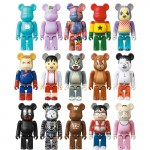 BEARBRICK Series 41 Pack of 24 Medicom Toy