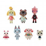 Animal Crossing New Horizons Friend Doll Pack of 8 Bandai