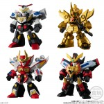 Brave Retsuden COLLECTION2 Pack of 4 Bandai