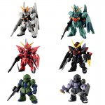 FW GUNDAM CONVERGE No.21 Pack of 10 Bandai