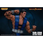 Mortal Kombat Sub Zero Storm Collectibles