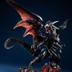 ART WORKS MONSTERS Duel Monsters Yu Gi Oh! Duel Monsters Red Eyes Black Dragon MegaHouse
