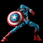 Marvel Comics Fighting Armor Captain America Sentinel