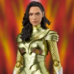 S.H. Figuarts Wonder Woman Golden Armor (WW84) Bandai limited