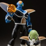 S.H. Figuarts Dragon Ball Z Burter and Guldo (Ginyu Force) Bandai Limited