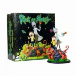 Rick and Morty Rick and Morty Statue Mondo