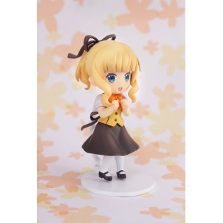 Is the order a rabbit BLOOM Mini Figure Syaro Plum