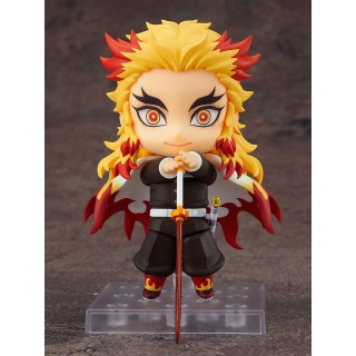 Nendoroid Demon Slayer Kimetsu no Yaiba Kyojuro Rengoku Good Smile Company