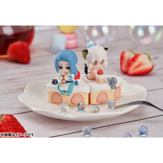 The Legend of Hei Collectible Figures Happy Birthday Pack of 6 Good Smile Arts Shanghai