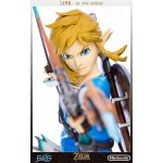 The Legend of Zelda Breath of the Wild Link 10 Inch First 4 Figures