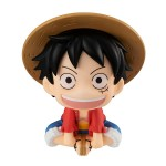 LookUp ONE PIECE Monkey D. Luffy MegaHouse
