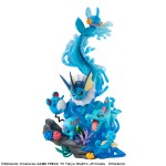 G.E.M. EX Series Pokemon Water Type DIVE TO BLUE MegaHouse