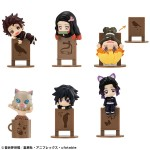 Ochatomo Series Demon Slayer Kimetsu no Yaiba Pack of 6 MegaHouse