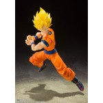 S.H.Figuarts Super Saiyan Full Power Son Goku Dragon Ball Z BANDAI SPIRITS