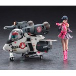 Egg Plane The Super Dimension Fortress Macross Lynn Minmay VF 1S Strike Valkyrie 1/24 Hasegawa