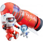 TENGA Robo Space DX Rocket Mission Set Complete Model Good Smile Company