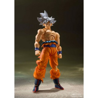 S.H.Figuarts Son Goku Ultra Instinct Dragon Ball Super Bandai