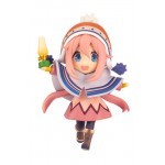Yuru Camp SEASON 2 Mini Figure Nadeshiko Kagamihara Plum