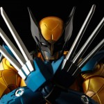 Marvel Comics Fighting Armor Wolverine Sentinel
