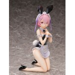 B-STYLE ReZERO Starting Life in Another World Ram Bare Leg Bunny Ver. 1/4 FREEing
