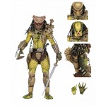 Ultimate 7 Inch Action Figure Predator 1718 Golden Angel Elder Neca