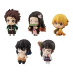 Demon Slayer Kimetsu no Yaiba Lining Up. 1 Pack of 16 Bandai