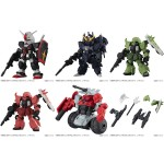 Mobile Suit Gundam MOBILE SUIT ENSEMBLE 18 Pack of 10 Bandai