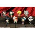 Demon Slayer Kimetsu no Yaiba Color Cole Vol.1 Pack of 8 Movic